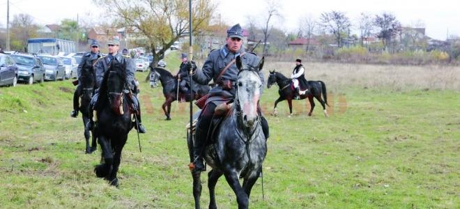 100 de ani de la eroica Şarjă de la Robăneşti