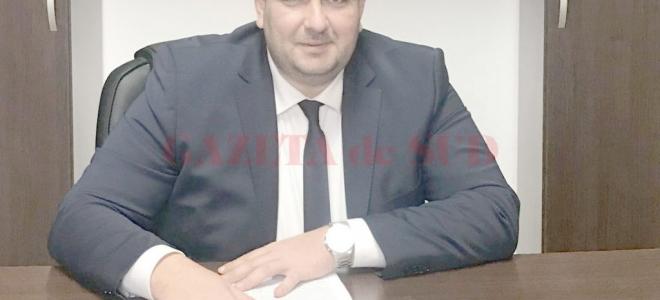 Infrastructura, o prioritate pentru primarul din Robăneşti