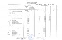 Bugetul local 2020 – rectificat